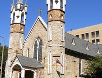 A photo of St. Mark's Episcopal Church
