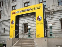 A photo of The Fed Galleries @ KCAD, Kendall College of Art and Design