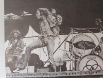 A photo of Led Zeppelin Australia 1972