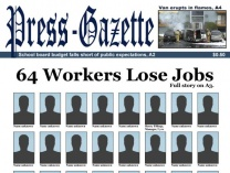 A photo of 64 Workers Lose Jobs