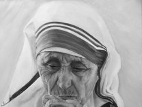A photo of Mother Teresa