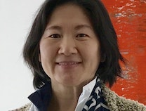 A photo of Lulu Zheng