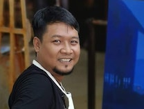 A photo of Saw Lin Aung