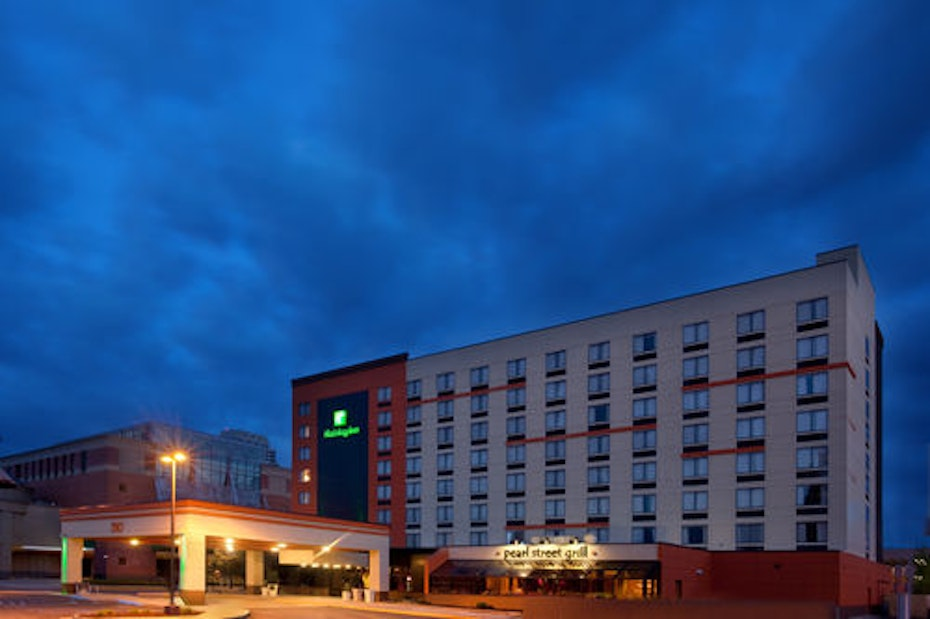 The Holiday Inn Grand Rapids Downtown Has Been Paring In Artprize From Very Beginning And Are Excited To See What This Year Will Bring