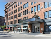 A photo of Homewood Suites by Hilton Grand Rapids Downtown / Waters Center