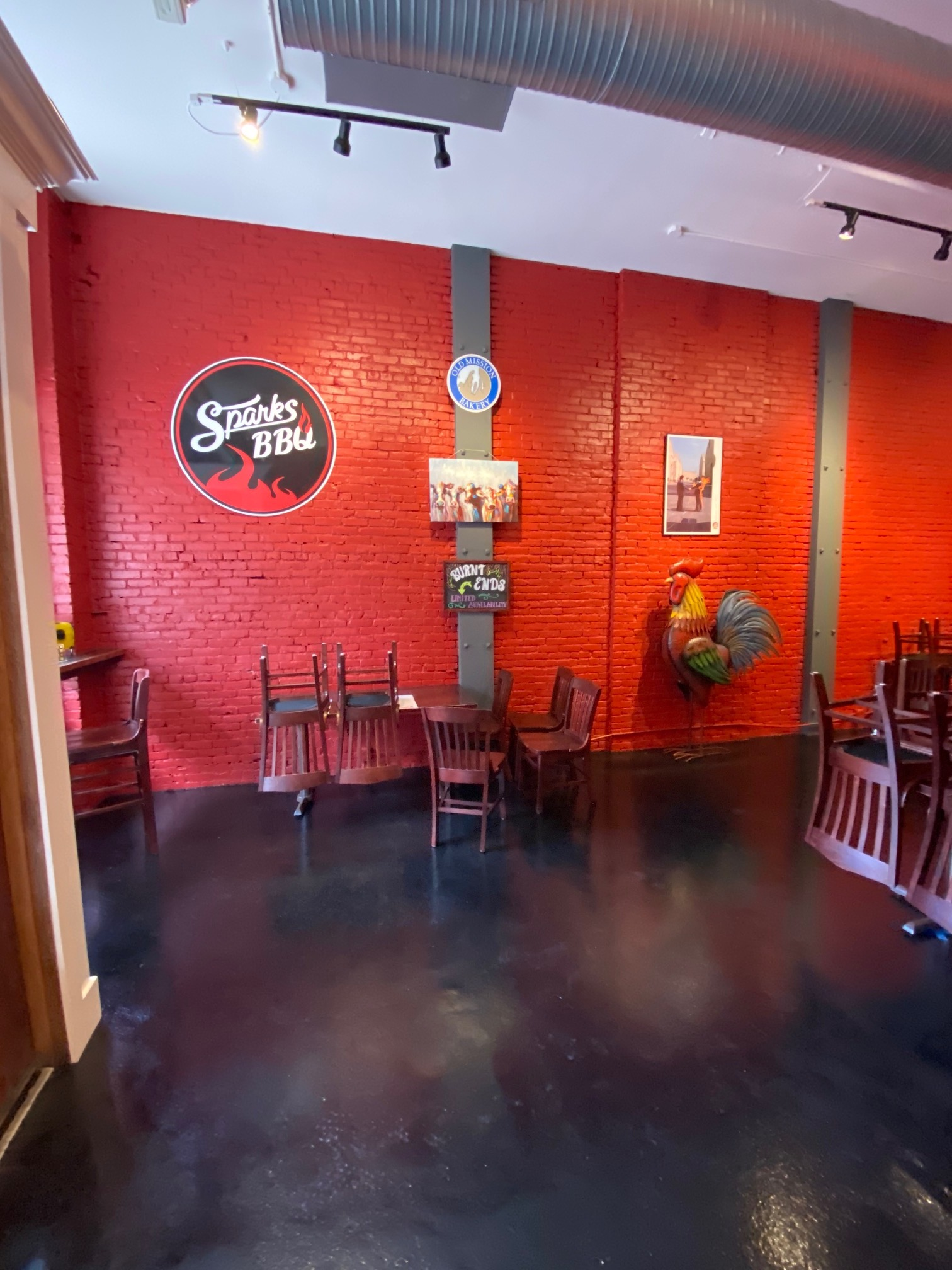 A photo of Sparks BBQ of Grand Rapids