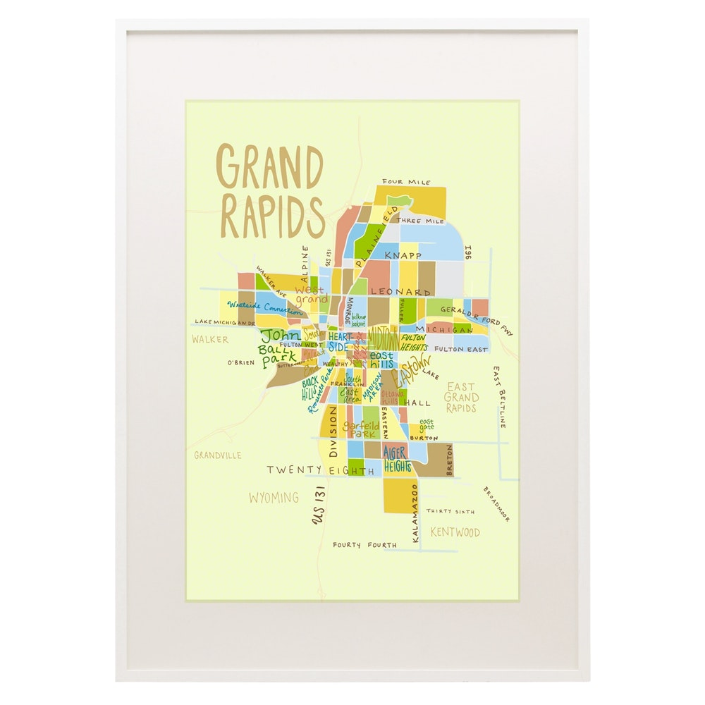 Kate Dupre - Illustrated Grand Rapids Map - ArtPrize Entry ... on map of malayalam, map of ainu, map of aymara, map of gullah, map of germanic, map of siksika, map of cantonese, map of urdu, map of kurdish, map of pali, map of aleut, map of finnish, map of thomas county, map of oromo, map of croatia, map of middle english, map of baluchi, map of quechua, map of xhosa, map of lingala,
